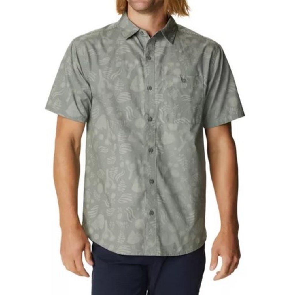 Mountain Hardwear MHW Conness Lake S/S