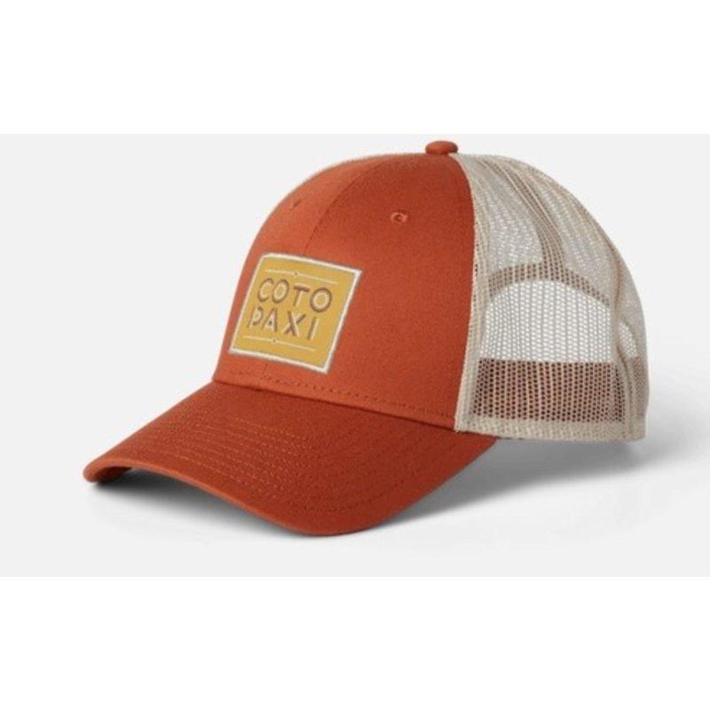 Cotopaxi Cotopaxi Stripe Trucker Hat
