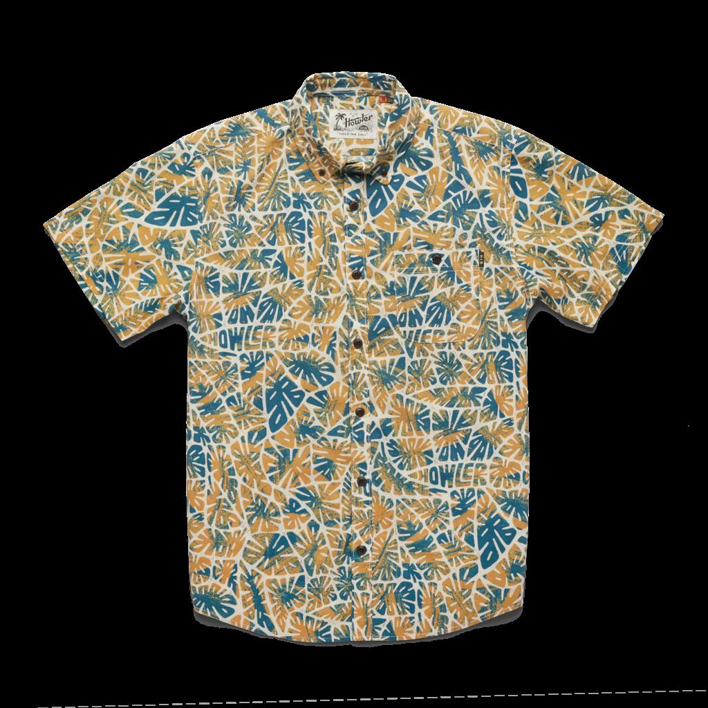 Howler Bros Howler Brothers Mansfield Shirt - Tropicalia
