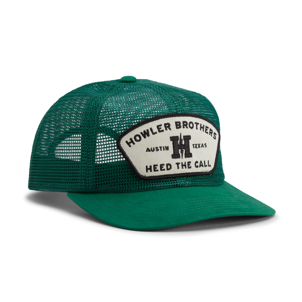 Howler Bros Howler Brothers Unstructured Snapback-Feedstore: Forest