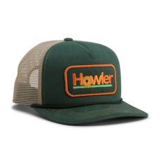 Howler Bros Howler Brothers Structured Snapback- Plantain: Forest