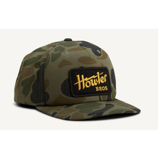 Howler Bros Howler Brothers Structured Snapback-Electric Camo