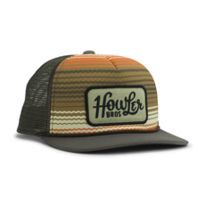 Howler Bros Howler Brothers Structured Snapback-Classic: Serape