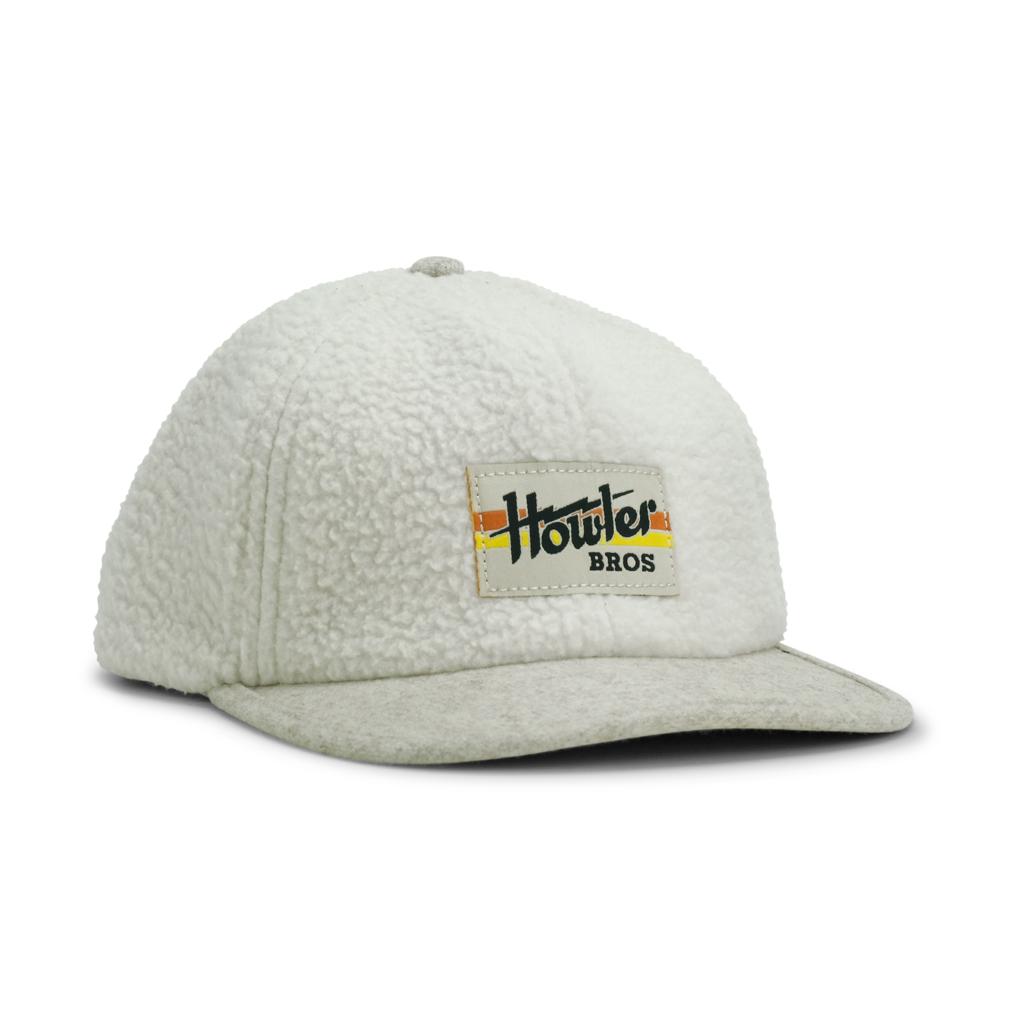 Howler Bros Howler Brothers Tech Strapback- Stone Fleece