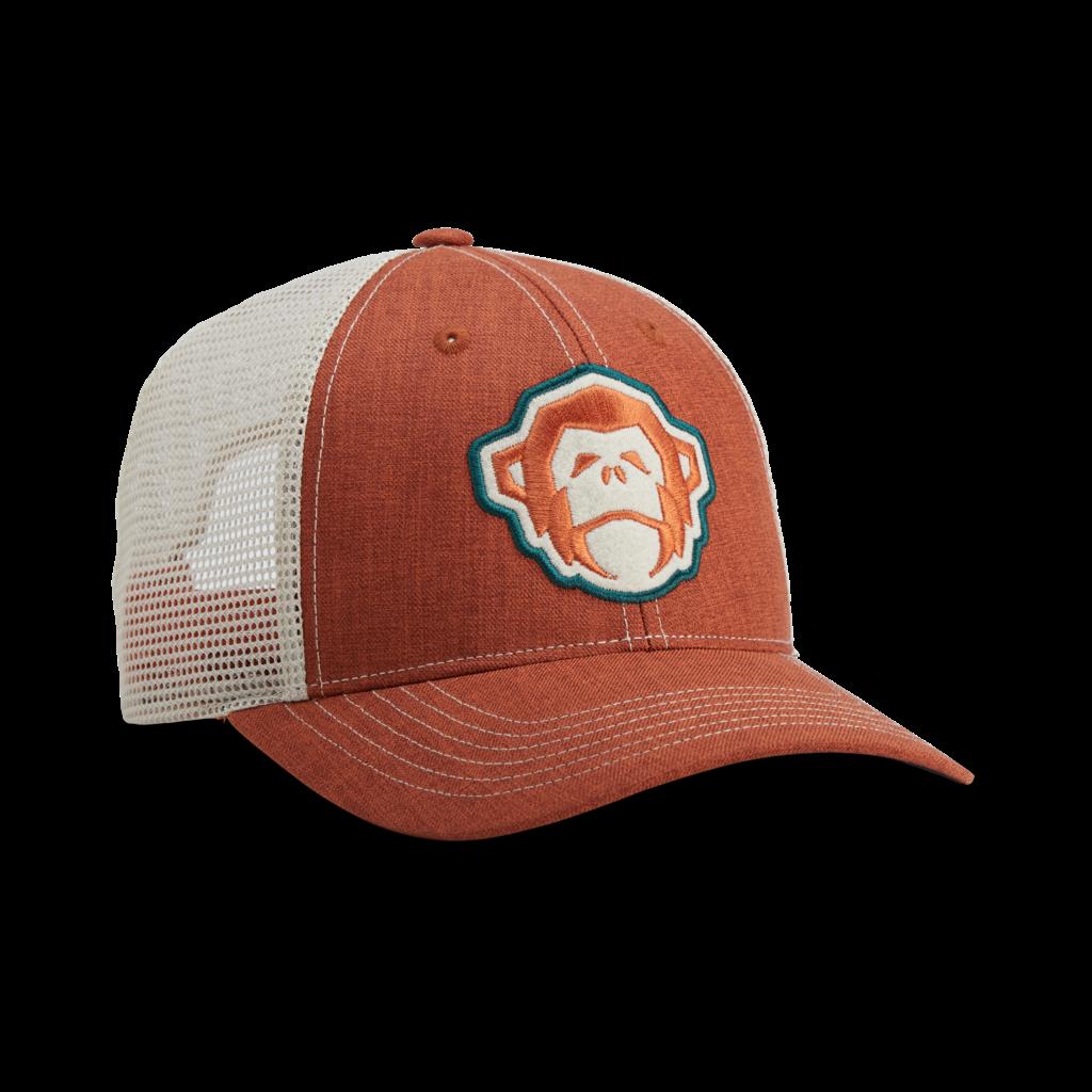 Howler Bros Howler Brothers Standard Hat- El Mono: Rust