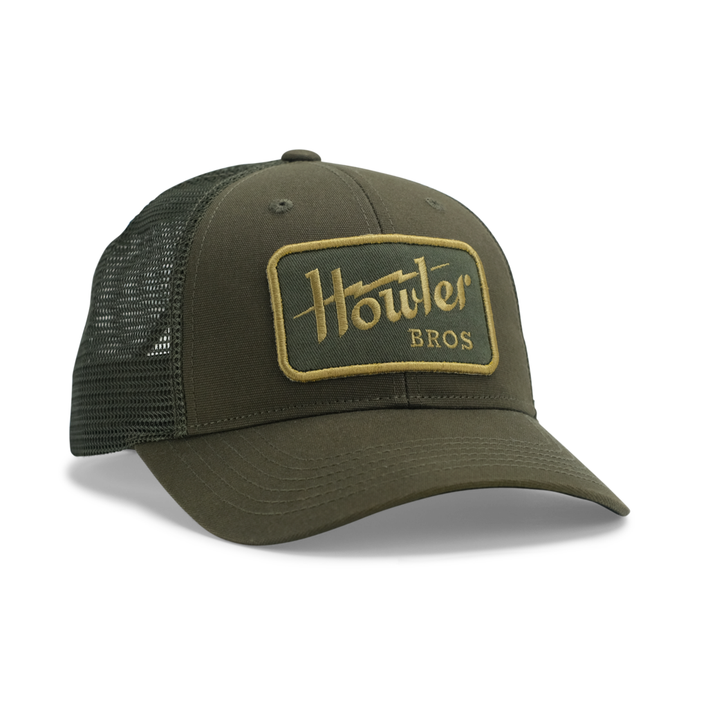 Howler Bros Howler Brothers Standard Hat-Howler Electric: Fatigue
