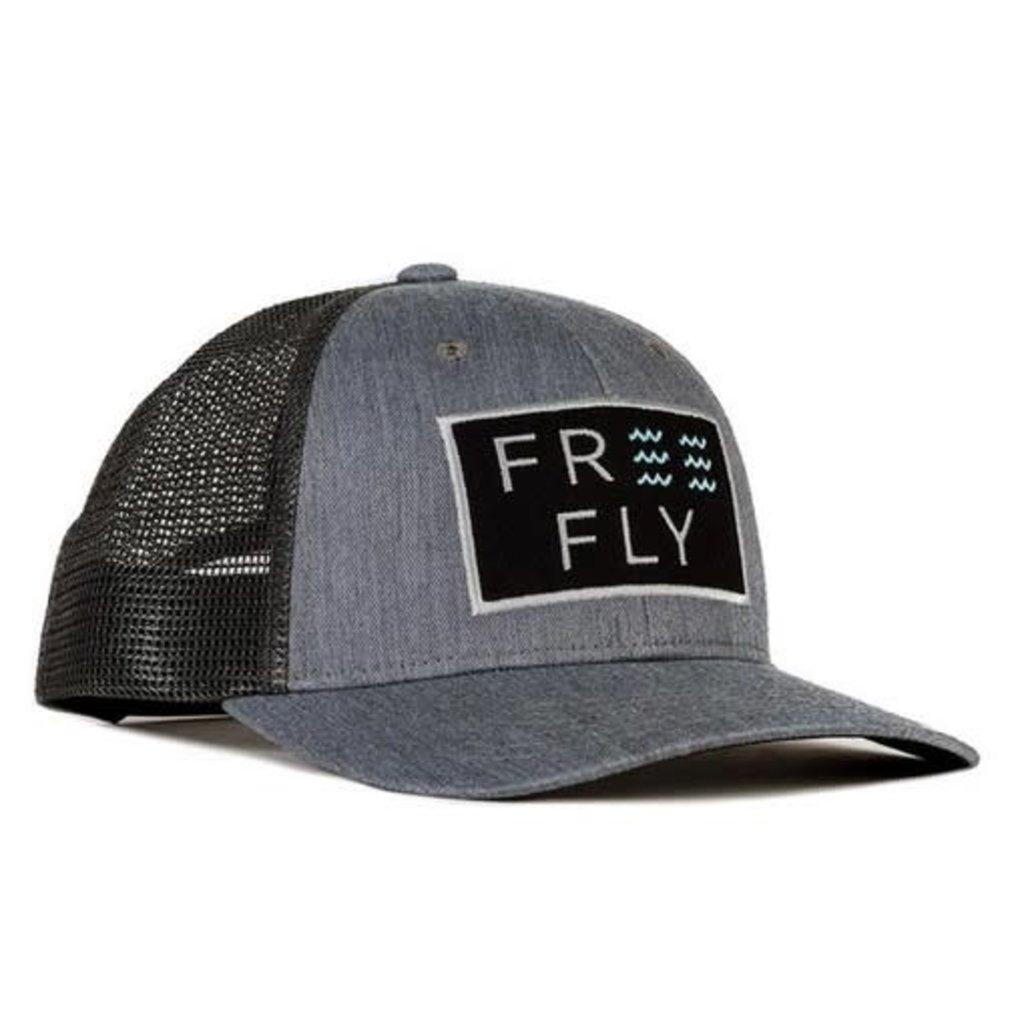Free Fly Free Fly Wave Snapback