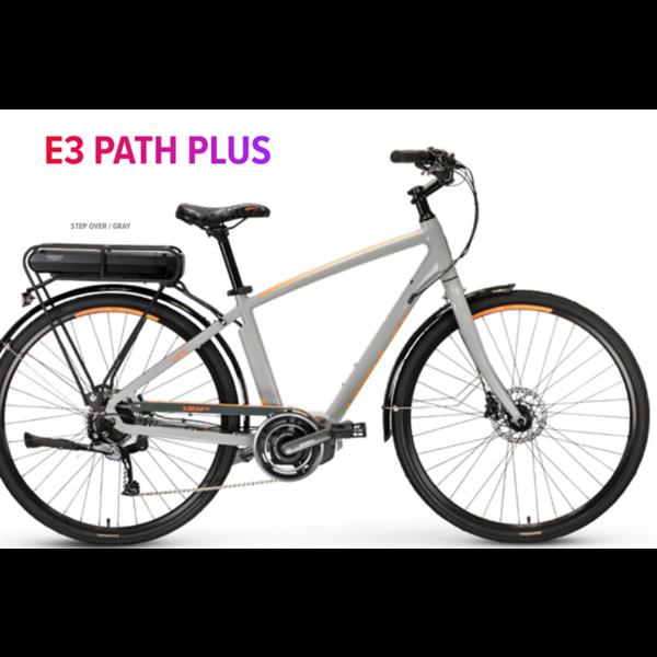 Izip, Path Plus, Shimano E6000, StepOver