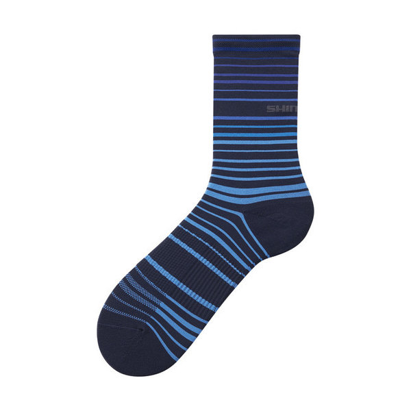 Shimano, Chaussette, ORIGINAL TALL SOCKS, NAVY/BLUE