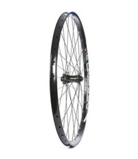 Wheel Shop, Roue avant, 27.5'', Inferno 31/ Novatec D881SB/A, 32 DT Stainless Black spokes, 15x100 or 20x110mm