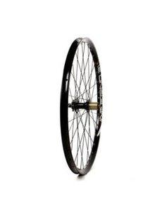 Wheel Shop, Roue arrière 27.5'', Inferno 31/ Novatec D772SB/A, 32 DT Stainless Black spokes, 12x142mm TA