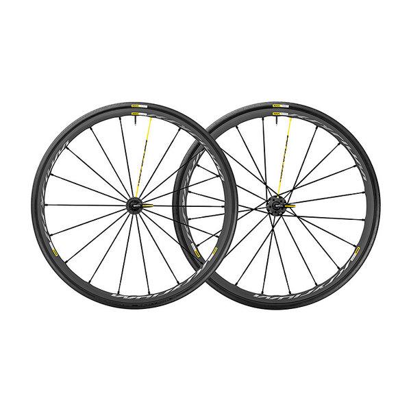 Mavic Mavic roues Ksyrium Pro Exalith Black Pair