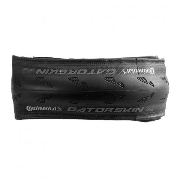CONTINENTAL GATORSKIN - BLACK EDITION 700 x 32 Fold Black-Black DuraSkin