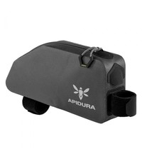 Apidura Expedition Top Tube Pack, 0.5 Litre (touring/bikepacking/randonneur/commuter bag)