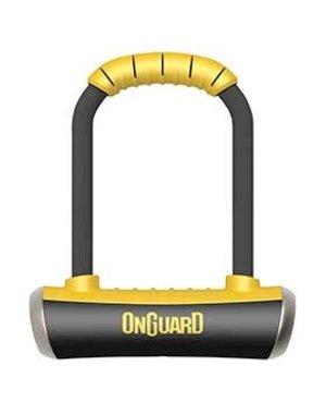 OnGuard, Pitbull Medium 8006M, U-Lock, 14mm x 90mm x 175mm (14mm x 3.5'' x 6.9'')