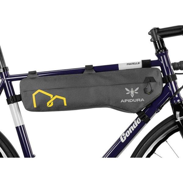 Apidura Expedition Tall Frame Pack, 5 Litre, (touring/bikepacking/randonneur/commuter bag)