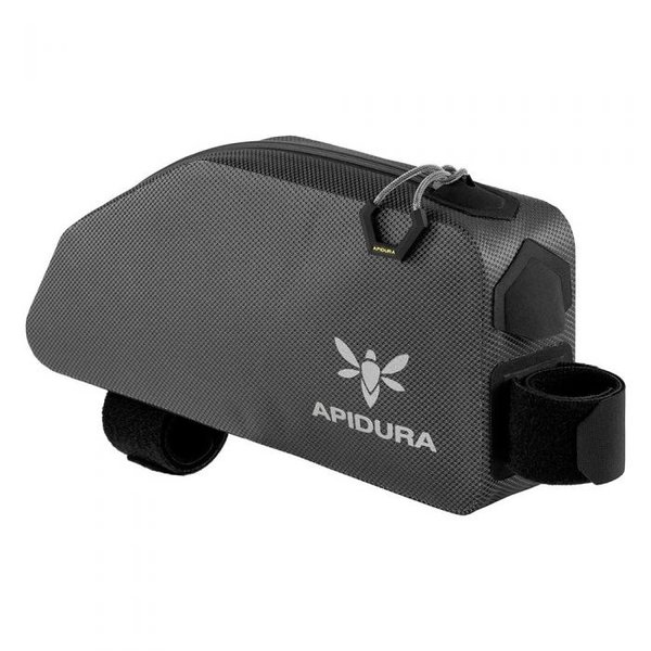 Apidura Apidura Expedition Top Tube Pack, 1 Litre (touring/bikepacking/randonneur/commuter bag)