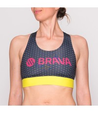 BRAVA brassière sport colour block'20