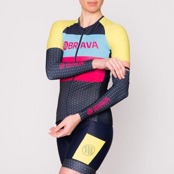 BRAVA manchettes colour block'20