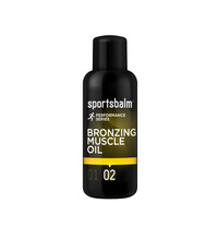 SportsBalm Performance Bronzing Muscle Oil