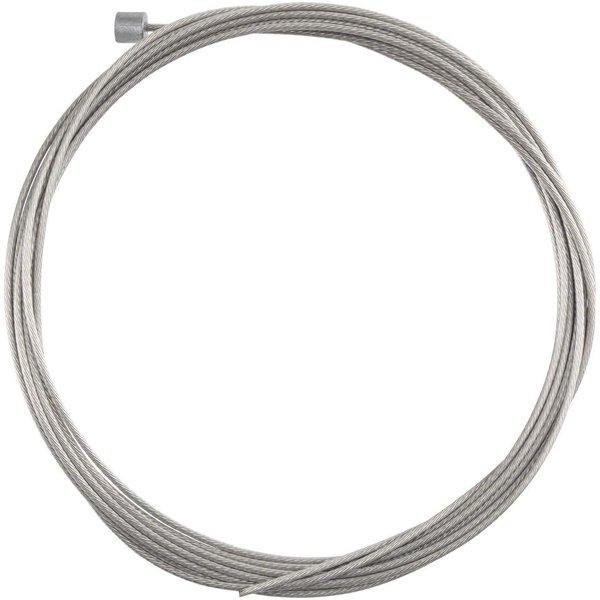 Jagwire, Slick, Cable de derailleur (1), Shimano/SRAM, Inox, 1.1mm X 2300mm