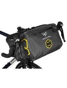 Apidura Front DRY Handlebar Accessory Pocket, Compact size 5 litre