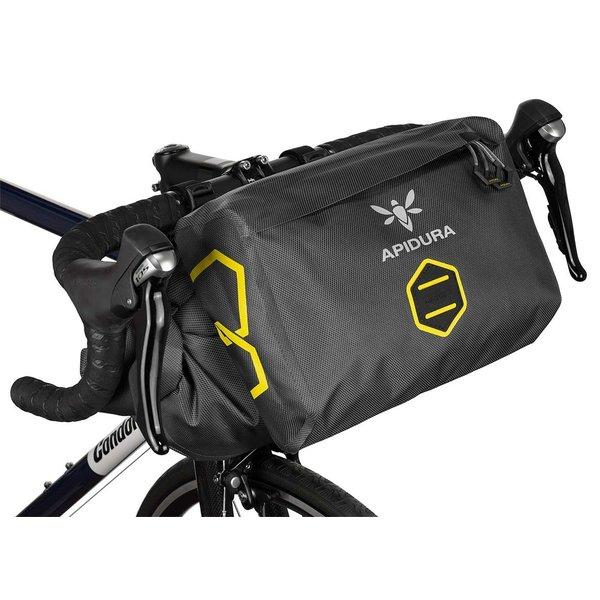 Apidura Front DRY Handlebar Accessory Pocket, Compact size 5 litre (touring/bikepacking/randonneur/commuter bag)