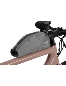 Apidura Backcountry Top Tube Pack, 1 Litre (touring/bikepacking/randonneur/commuter bag)