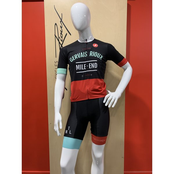 Castelli Castelli Maillot CGR Homme