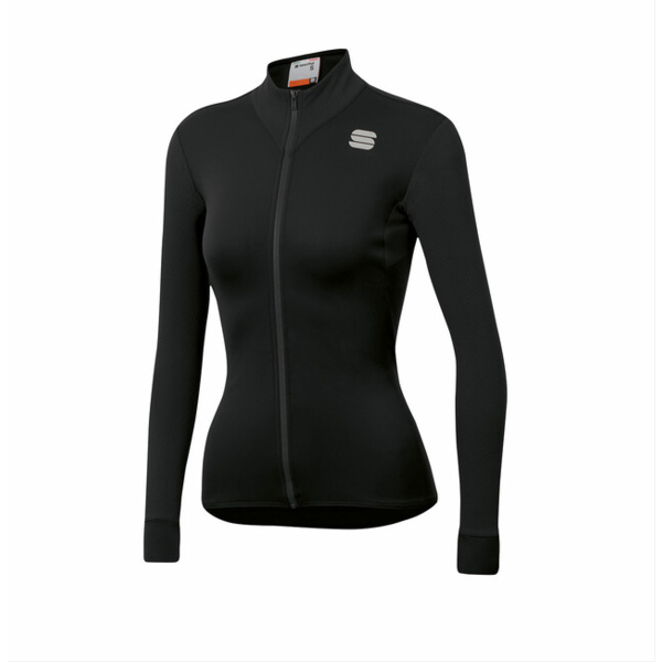 Sportful Kelly Thermal Jersey Black