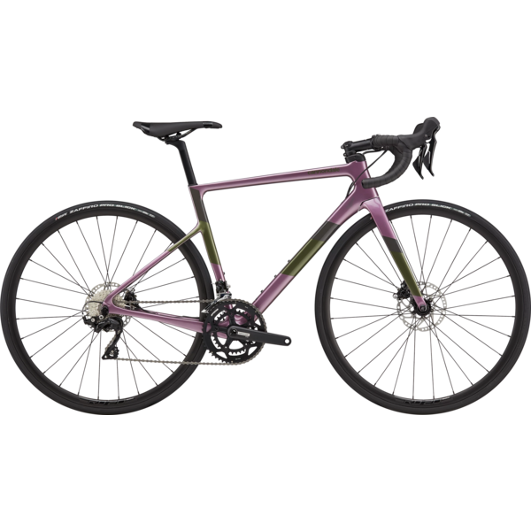 Cannondale Cannondale SuperSix Evo Disc Carbone 105 Femme 2021