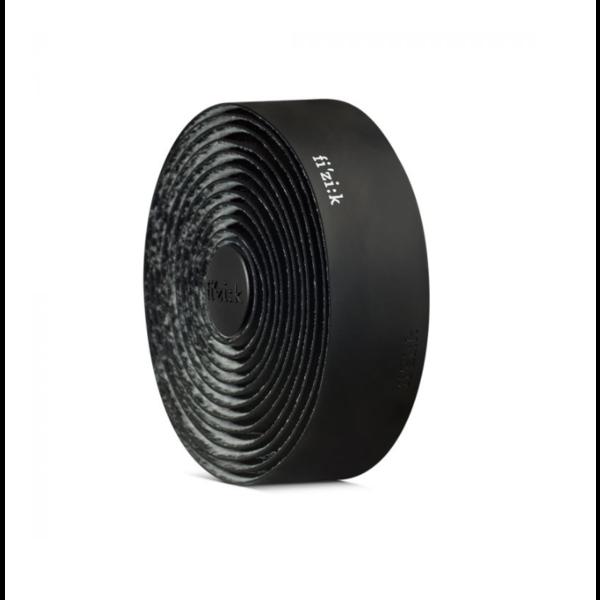 Fizik Terra - 3mm - Bondcush - Tacky - BLACK Bar tape