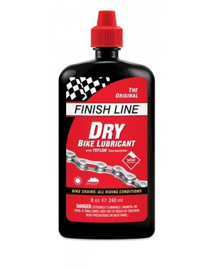 Finish line DRY LUBE 8OZ
