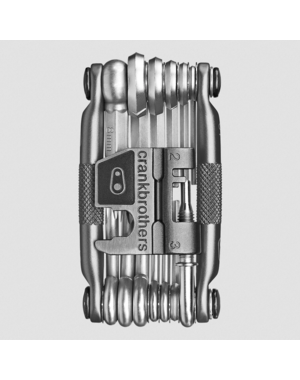 Multi Tool 19 Nickel