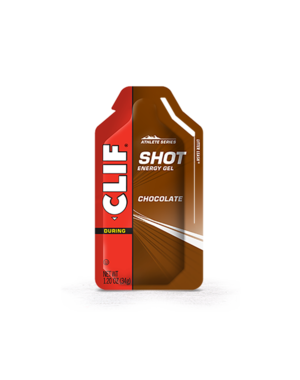 Clif, Shot Gels, Chocolate, 34g