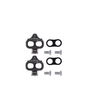 Look, X-Track Cleats, Cleats, Compatibility: SPD, Grey, Pair