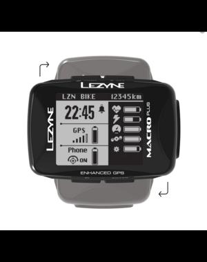 Lezyne Lezyne, GPS MACRO PLUS