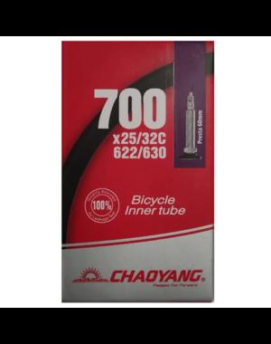 Chaoyang CYT, Chambre à air,700X25-32, presta 80mm