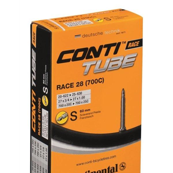 Continental, Tube 700 x 18-25 - Presta 60mm