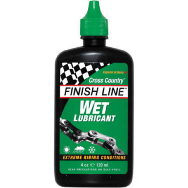 Finish Line Wet Lube (Cross Country) 4oz