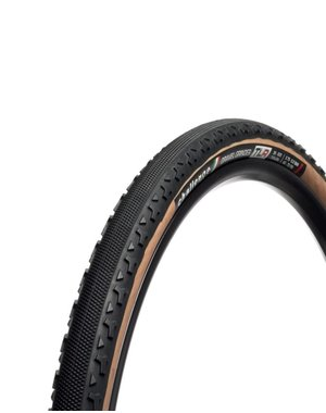 Challenge Pneu Gravel Grinder Pro, 700 x 36, 260TPI, PPS2, noir/brun