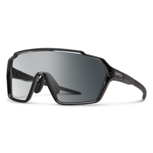 Lunette Smith Shift Mag Black, Photochromic Clear To Gray