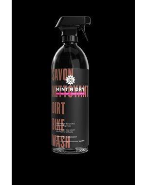 MINT'N DRY savon nettoyant pour la boue concentré 473 ml