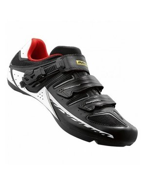 Chaussures Mavic Ksyrium Elite Touring Black/White/Red 5.5