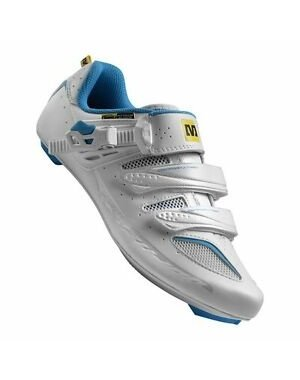 Chaussures Mavic Ksyrium Elite Femme White/Blue 8.5