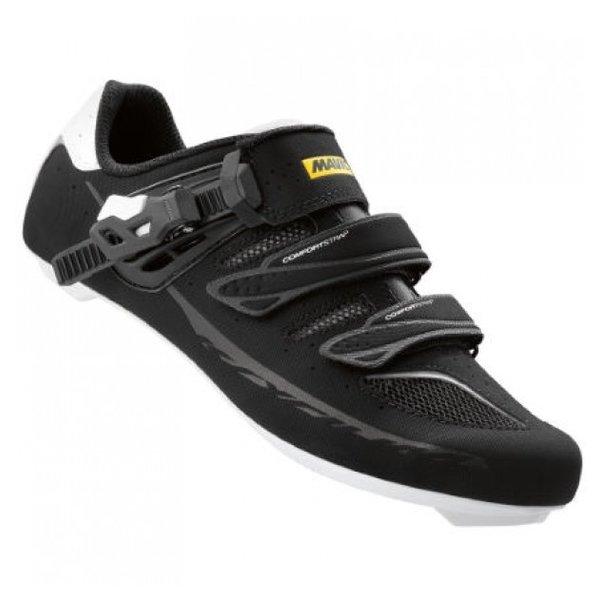 Chaussures Mavic Ksyrium Elite ll Femme Black/White/White 5.5