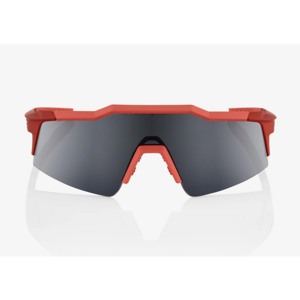 100% 100% Speedcraft SL - Soft Tact Coral - Smoke Lens