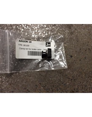 Argon 18 Argon 18, CLAMP KIT FOR BRAKE CABLE - TKB137/ 138