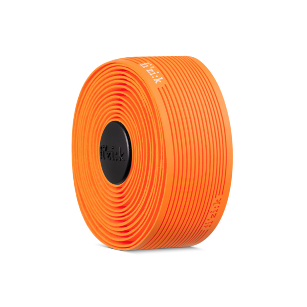 Fizik Vento - 2mm - Microtex - Tacky - ORANGE FLUO Bar tape