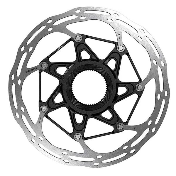 SRAM, Centerline 2 Piece Rounded, Disc brake rotor, Center Lock, 160mm